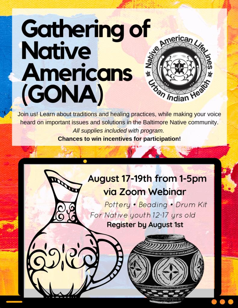 Gathering of Native Americans (GONA)
