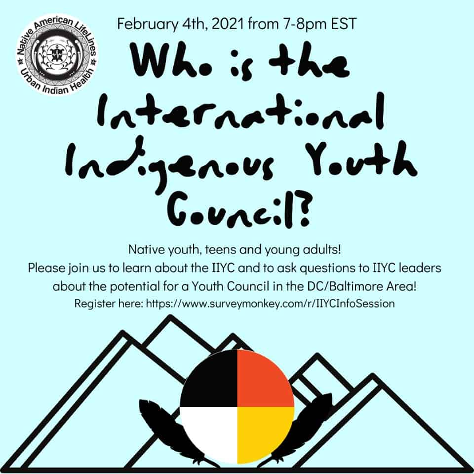 Integral Indigenous Youth Council - youth and family programming